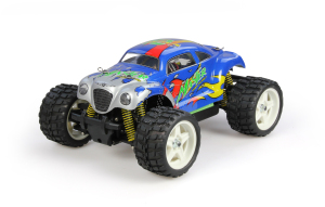 "1/18 HBX EP Truggy ""Captain"" Brushed"