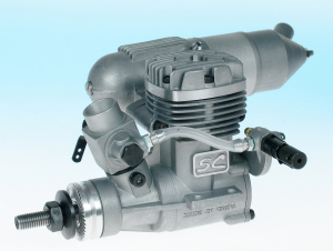 SC Engines - SC36A-S Aero RC ABC Engine